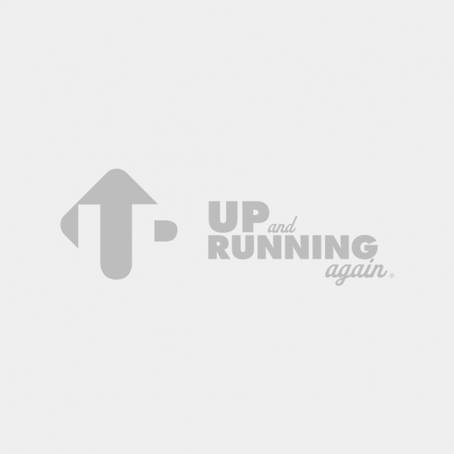 Up and Running again logo